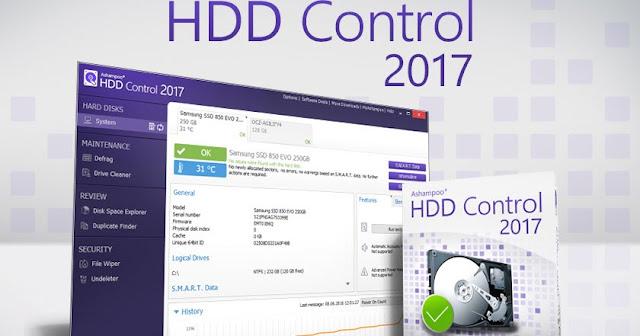 Baixar Ashampoo HDD Control 2017 + Crack