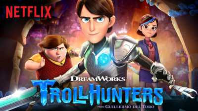 DreamWorks Trollhunters Season 01 Complete Hindi Dual Audio All Episodes Download 720p