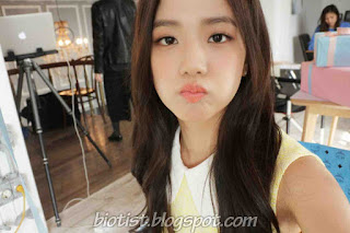 BlackPink Kim Ji-soo Cute Selca Photos