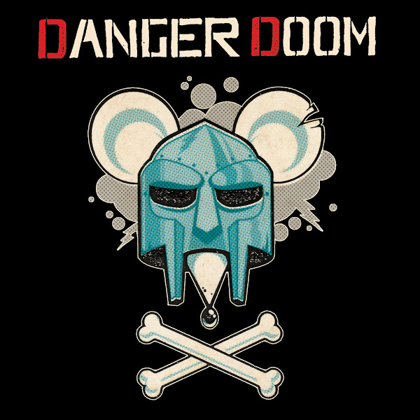 Danger Doom - The Mouse and the Mask (Metalface Edition) Cover