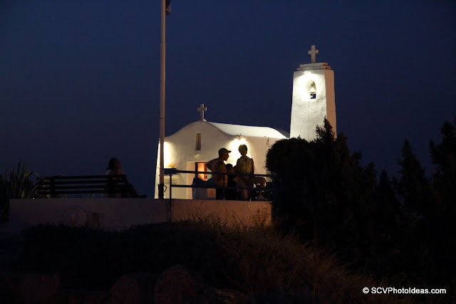 Church on top of Rafina hill