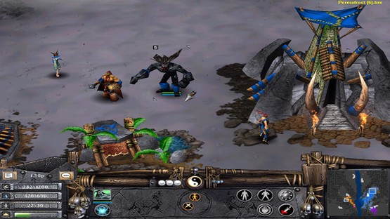 Battle Realms: Winter of the Wolf Free Download Pc Game