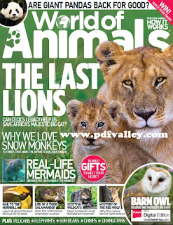 World of Animals Issue 42 2017 UK