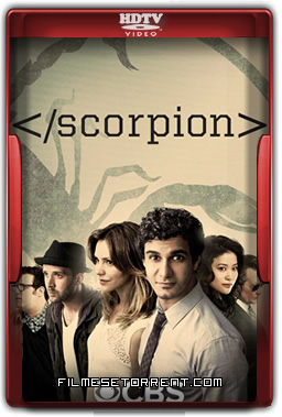 Scorpion 3ª Temporada Legendado Torrent 2016 HDTV 720p 1080p Download