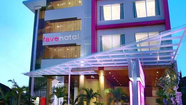 Hotel Bali Diskon Favehotel Kuta Square Mulai 200 Ribuan