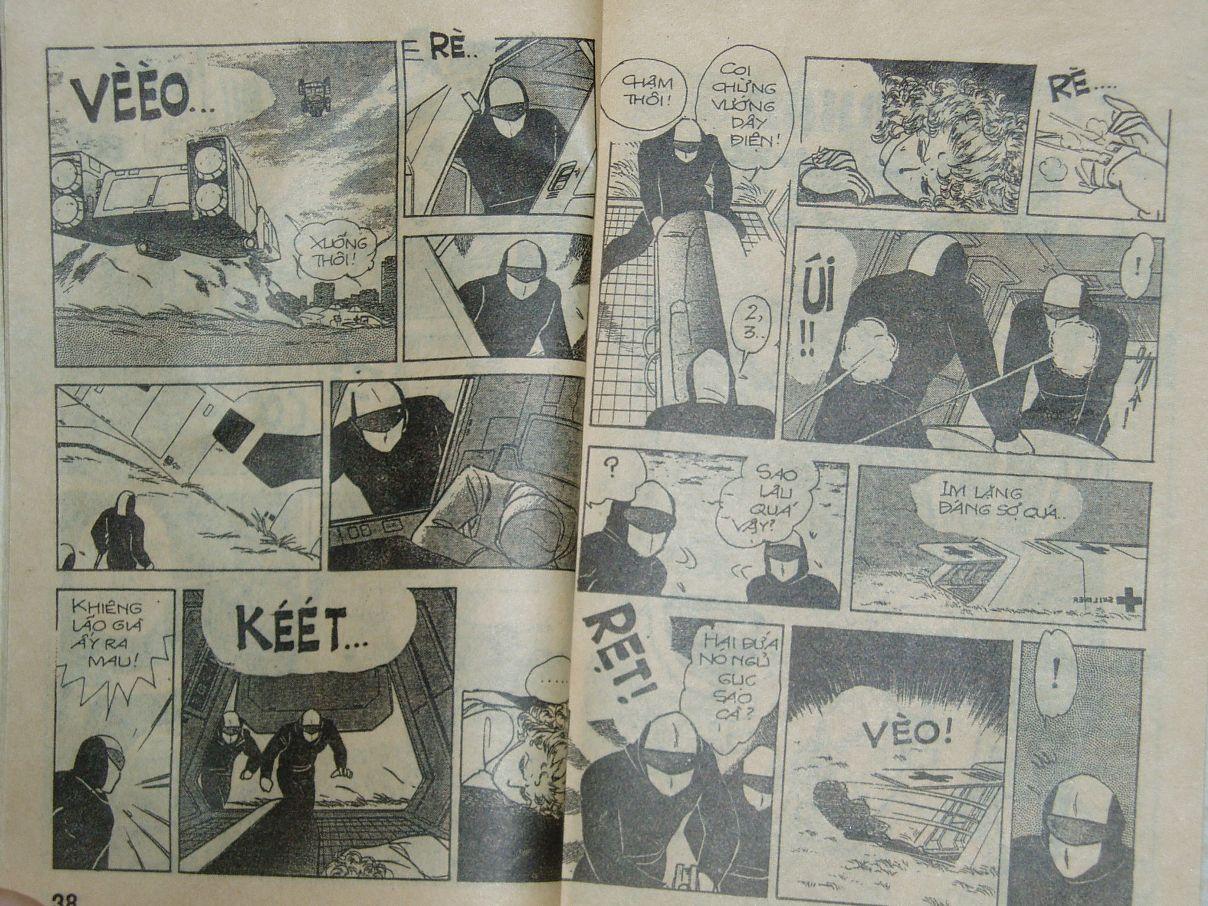 Siêu nhân Locke vol 12 trang 18