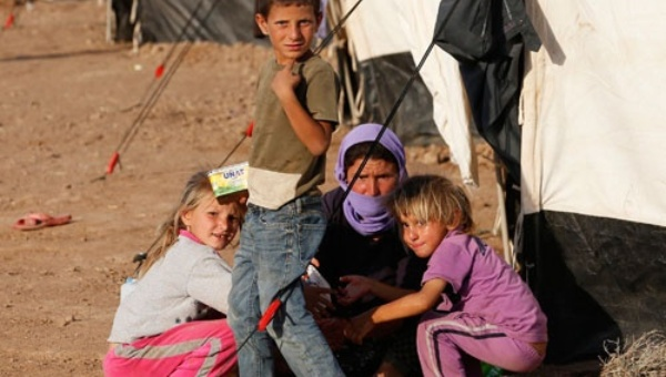 Conflicto armado en Iraq obliga a medio millón de niños a trabajar