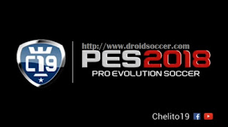 PES 2018 PSP by Chelito 19 ISO [Update 2018/2019]