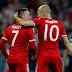 """Ribéry e Robben consideram deixar o Bayern para jogar na China: """"Por que não?"""""""