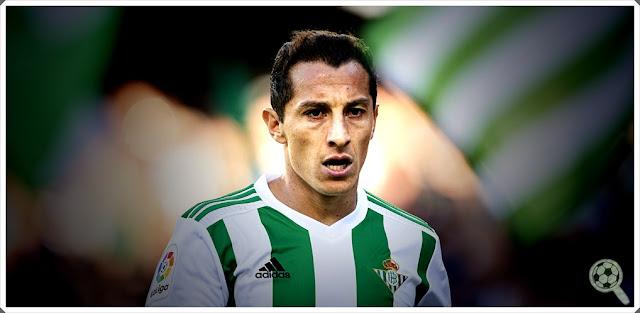 Andrés Guardado Real Betis