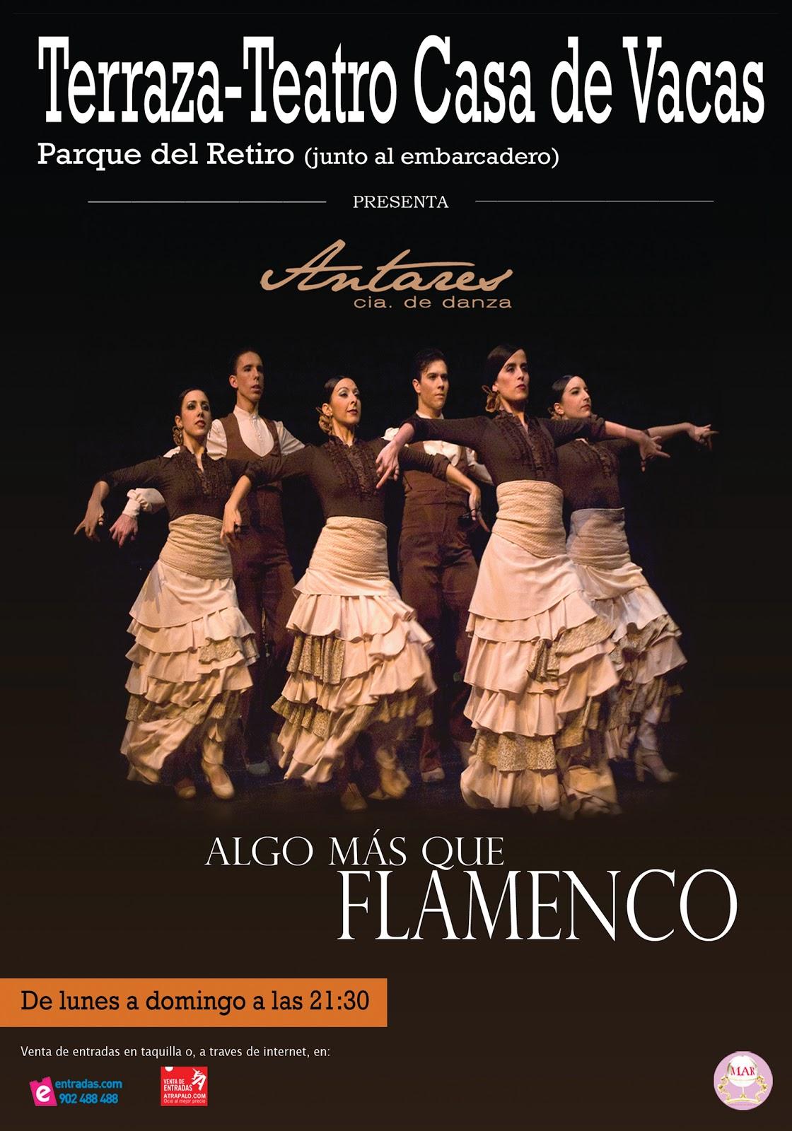 Noticias Sobre Arte Y Cultura Algo Más Que Flamenco De