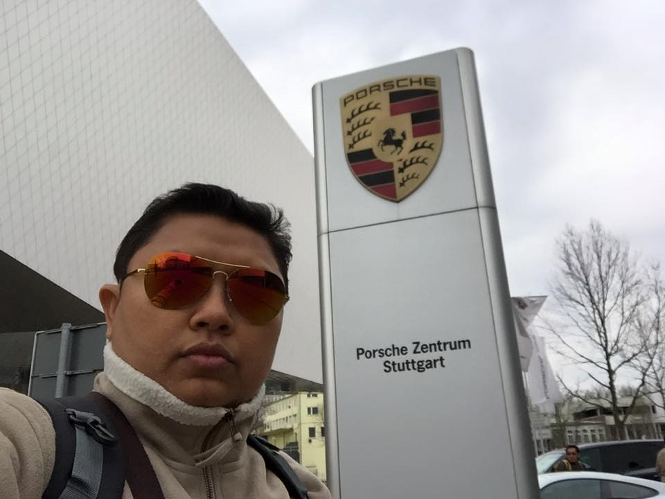 Germany, April 2015