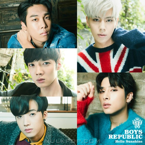 Boys Republic – Hello Sunshine – Single (ITUNES PLUS AAC M4A)