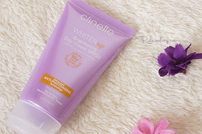 Review Clinelle WhitenUp day cream