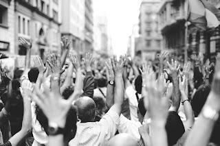Pemerintah Membolehkan Demonstrasi