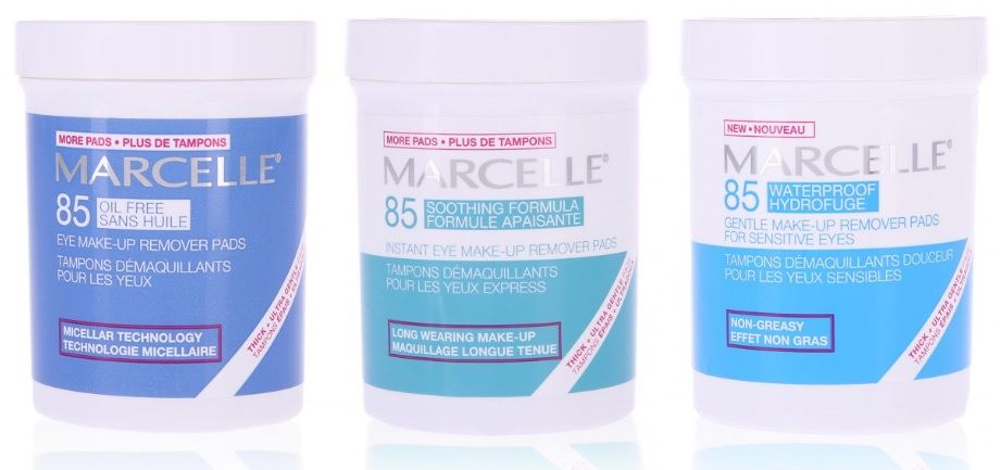 Eye Love Wednesday - Marcelle Eye Makeup Remover Pads | Beauty Crazed In Canada