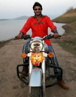Pradeep Pandey 'Chintu' Shooting of Film 'Sasural' in Gujarat