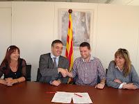El Gironès i PIMEC col.laboren per potenciar el comerç urbà i de proximitat