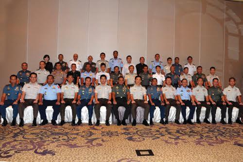 Panglima TNI : CARM Indosin HLC Tingkatkan Kemitraan Militer Regional