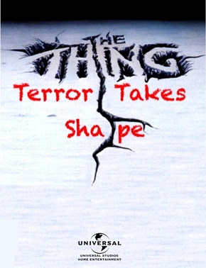 Documental The Thing Terror Takes Shape