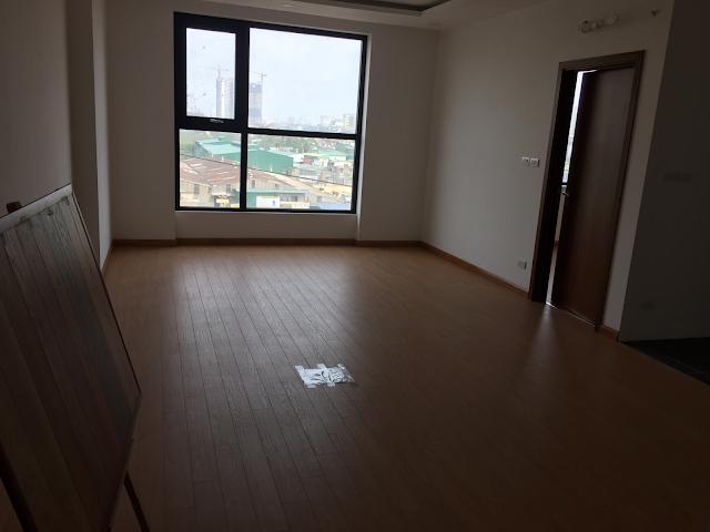 Căn hộ mẫu tầng 3 chung cư Eco Lake View