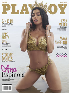 Playboy Sudafrica – Abril 2019