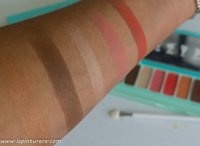 SWATCHES paleta novo