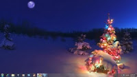 Download Christmas Windows 7 Theme free