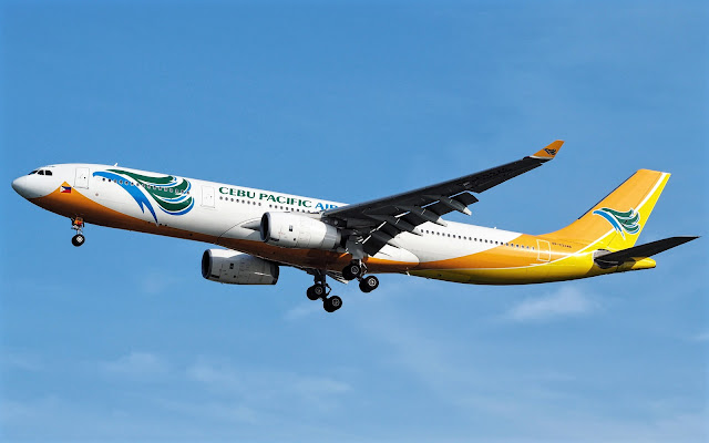 a330-300 cebu pacific airlines