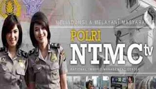 aplikasi arus mudik NTMC TV