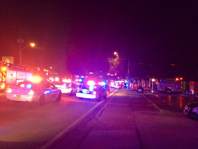Shooting at Pulse Night Club in Orlando