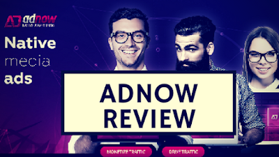 Adnow Review : Best Adsense alternative to monetize your website