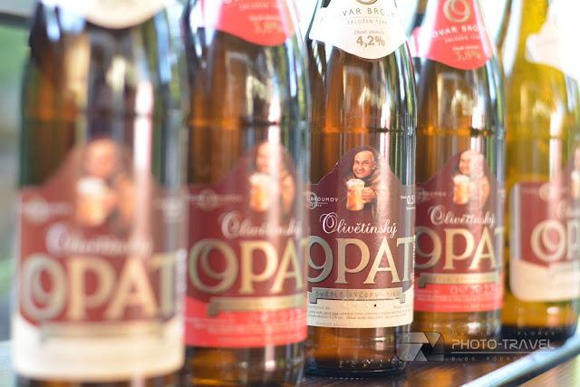 Browar Broumov (Pivovar Broumov) - czeskie piwo, piwo Opat - historia, rodzaje