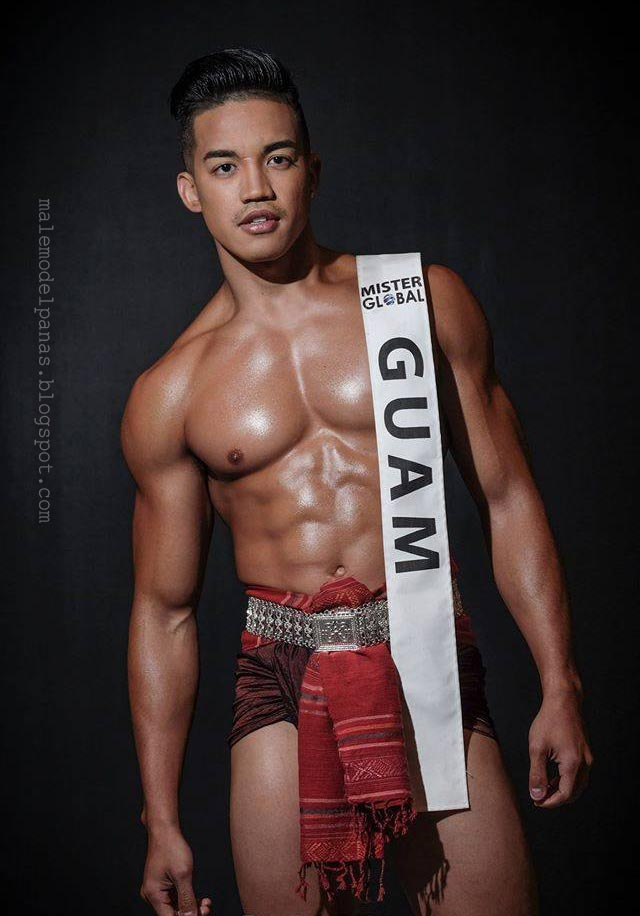 exotic muscle men