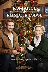 Poster Romance at Reindeer Lodge