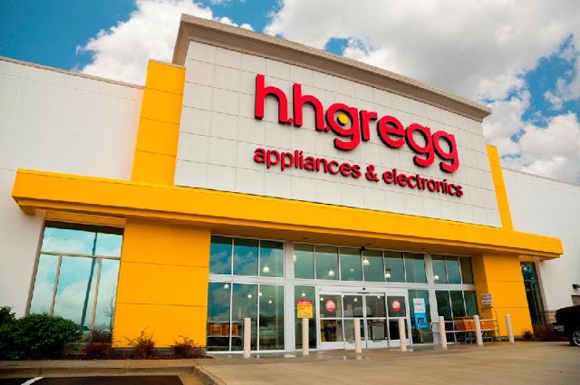 Tienda Hhgregg de productos electrónicos en Miami