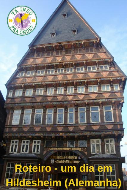 Um dia em Hildesheim (Alemanha)