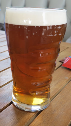 Marco Pierre White's The Governor beer