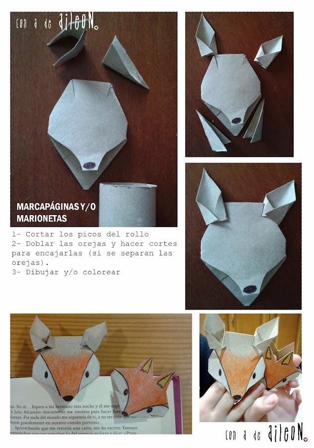 rollos papel higienico toilet roll DIY manualidades ideas