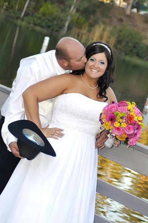 Alpine Wedding At Palo Verde Estate