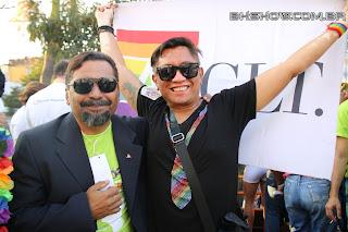 IMG 0033 - 13ª Parada do Orgulho LGBT Contagem reuniu milhares de pessoas