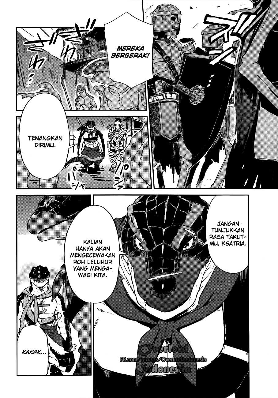 Overlord chapter 24 Bahasa Indonesia