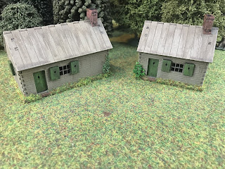 Russian buildings in 15mm
