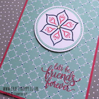 Make this gorgeous Greetings Card