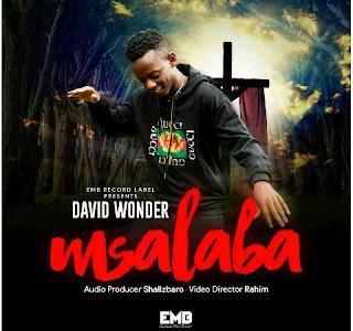 Audio | David Wonder – Msalaba | Mp3 Download