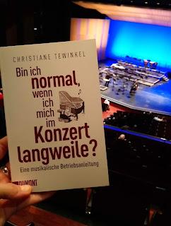 Buch im Orchester