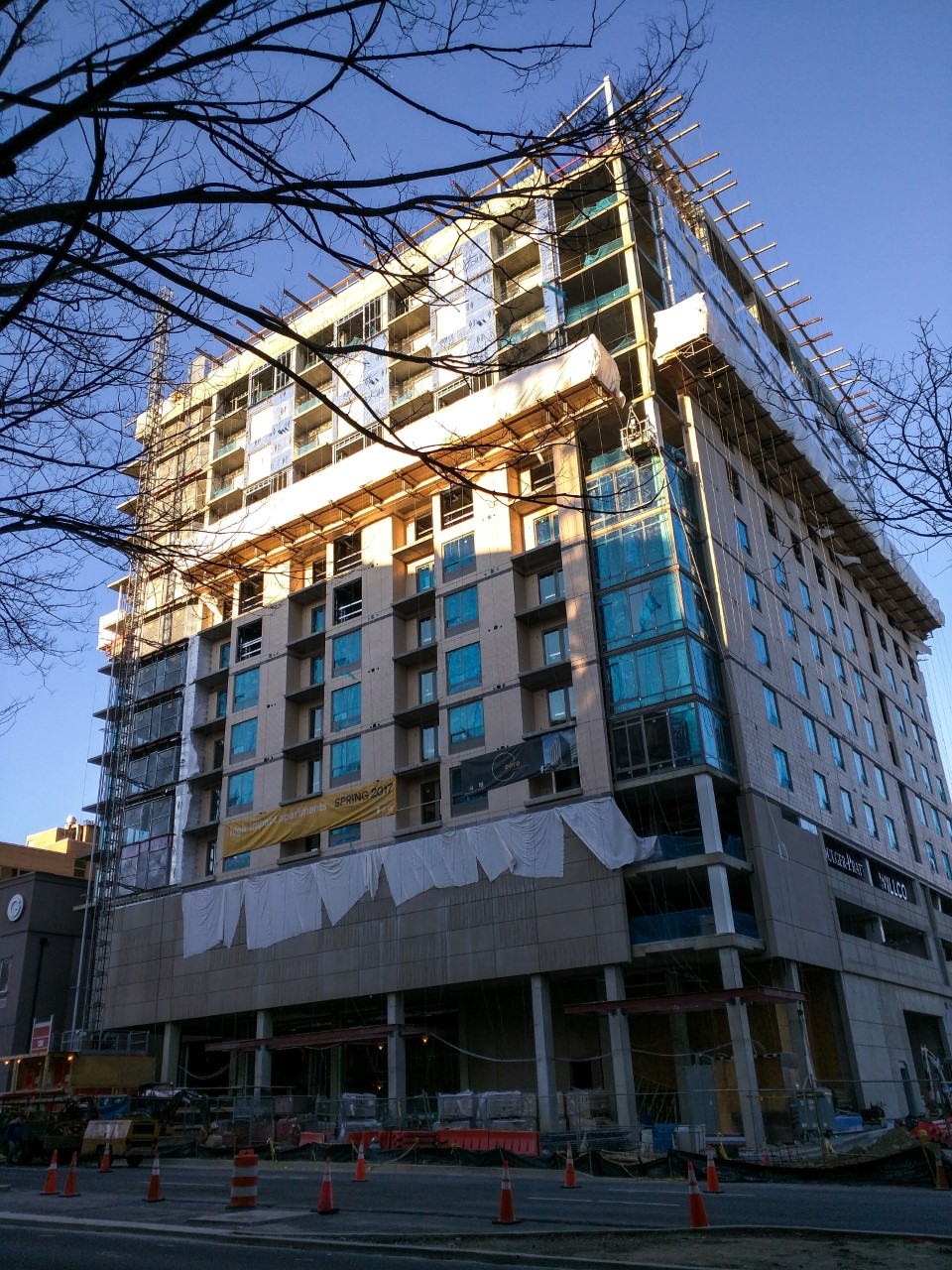 The Core Apartments Silver Spring