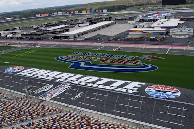 Spectacular New Look Awaits Fans at Bank of America ROVAL™ 400