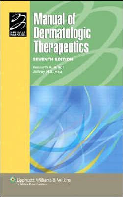 Manual of Dermatologic Therapeutics 7th Edition [PDF]