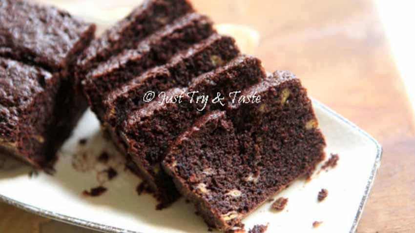 Resep Brownies Pisang Super Duper Moist